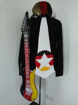 Deutschland Elvis Kostüm Perücke Gitarre Krawatte Junggesellenabschied - Elvis Kostüm Jungen