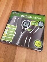 Taylor Bodyfat Bathroom Scale - RRP $179.95 Avondale Heights Moonee Valley Preview