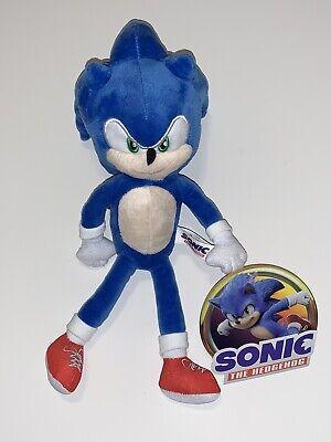 "11"" Sonic The Hedgehog 2020 Official Sega Licensed Movie Plush"