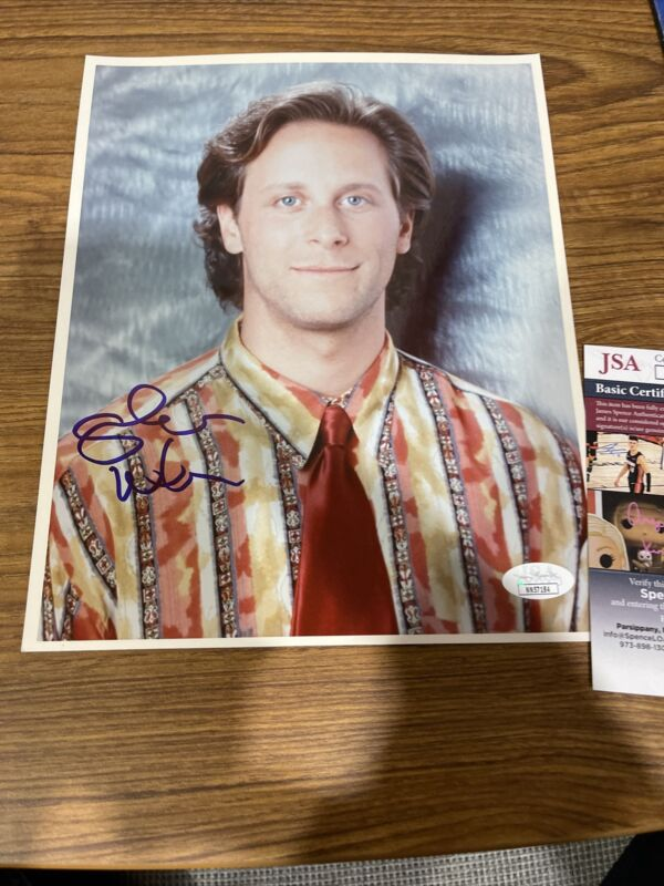 Autographed Steven Weber Signed 8x10 Photo Jsa Coa
