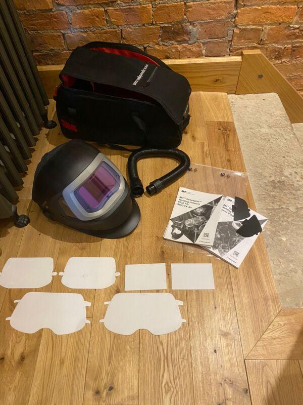 Speedglas 9100xxi Fx Air Upgrade Kit