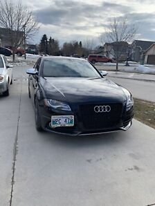 2012 Audi S4 3.0L Supercharged V6 400+ HP Stage 1