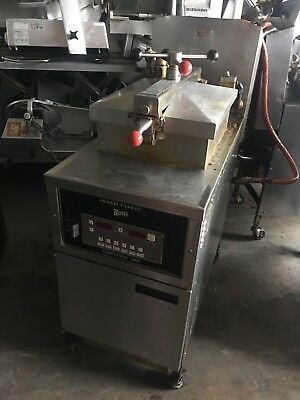 Henny Penny Electric Pressure Fryer Model 500c 208v 3ph Computron 2000
