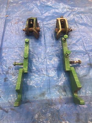 John Deere Backhoe Brackets 7 A 7a 7 650 750 Tractors