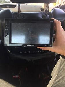 PIONEER DOUBLE DIN STEREO DECK