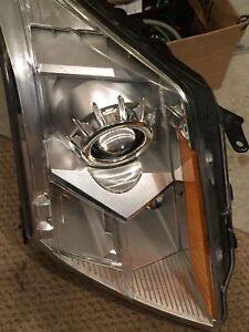 2010-2014 Cadillac SRX R/S Halogen