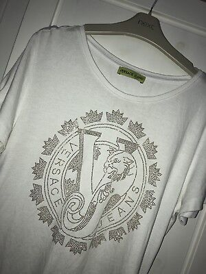 Versace womens t shirt Size M