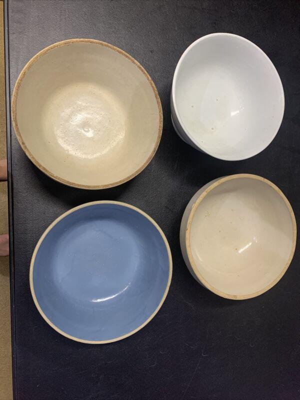 Antique Mixing Bowls