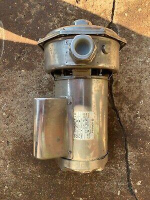 Lowara Goulds Stainless Steel Boiler Condensate Pump Lca1035 New