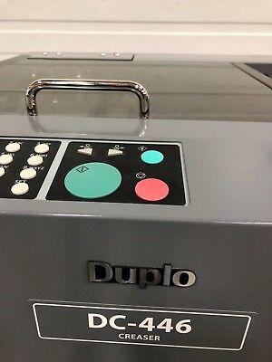 Duplo 446 Creaser