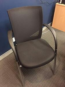 Office Chairs x8 Deakin South Canberra Preview