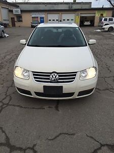 2008 vw jetta cert e test warranty $3995