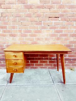 Mid Century Modern Summertone Australian made desk