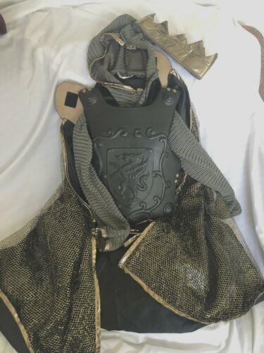 Pottery Barn Kids King Knight Costume EUC