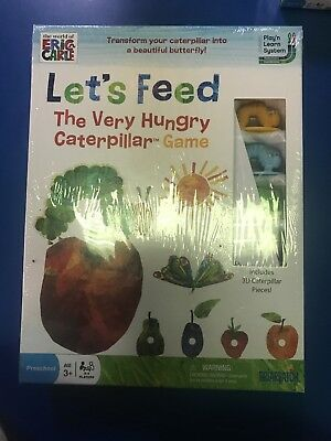 Let's Feed The Very Hungry Catepillar - The Very Hungry Catepillar