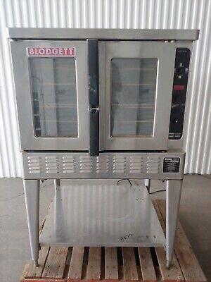 Blodgett Dfg 200 Commercial Gas Digital Convection Oven - Oversize Bakery Depth