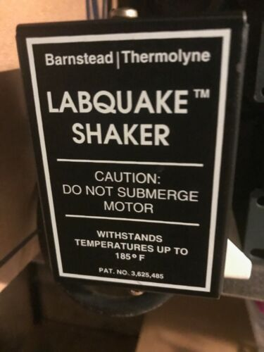 LabQuake Shaker Barnstead / Thermolyne