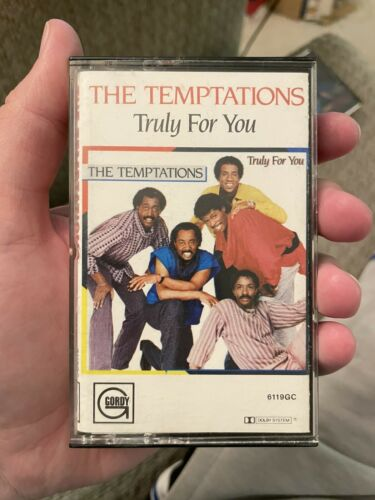 The Temptations Truly For You Cassette Excellent Condition - $9.99