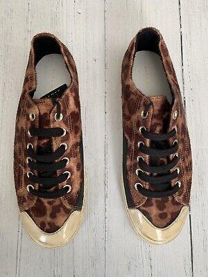 Zara Animal Print Sneakers Size 9 New, used for sale  Atlanta
