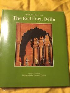 The red fort Delhi book