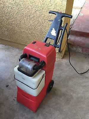 Rug Doctor Professional Carpet Cleaner Machine Upright 550 Hours