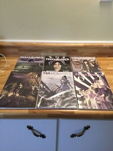 Freak Angels - Warren Ellis - Complete Run