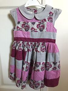 Monsoon Baby Girl Dress 12-18 Months