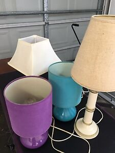 Bedside Lamps. Rangeville Toowoomba City Preview