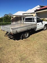 Man and ute hire or Man with a van Halls Head Mandurah Area Preview