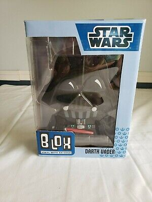 "FUNKO STAR WARS BLOX DARTH VADER VINYL WITH AN EDGE COLLECTIBLE 7"" NEW IN BOX"