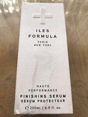 Iles Formula Paris New York Finishing Serum 200ml