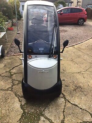 cabin car mobility scooter 8 Mph VGC New Batteries