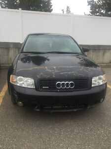 2004 Audi A4 b6 AWD part out