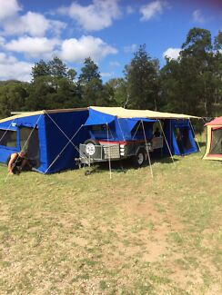 Camper Trailer Peak Crossing Ipswich City Preview