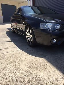 2006 MKII BF FORD FALCON XR6 Nambour Maroochydore Area Preview