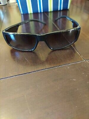 Gucci GG 1195/S Vintage Sunglasses * Black frames * NOS * 1990s Made in Italy