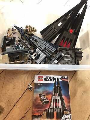 LEGO Star Wars Dearth Vader's Castle 75251