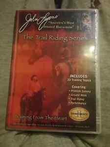 John Lyons The Trail riding series DVD Kyneton Macedon Ranges Preview