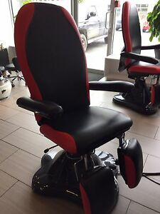 2 Stunning electric Aesthetic chairs