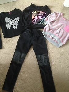 Girls Clothes---size 10/12
