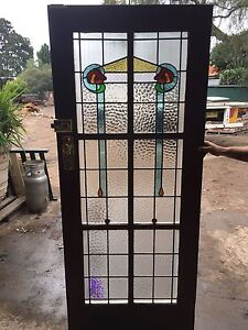 Leadlight doors for sale from $880 Ashfield Ashfield Area Preview