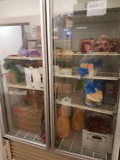 ORFORD commercial double door fridge. Make offer. Must sell.  Broadbeach Gold Coast City Preview