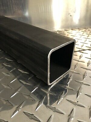 3 X 3 X 316 Hot Rolled Steel Square Tubing X 12 Long