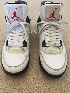 Air Jordan 4 White Cement Mirboo North South Gippsland Preview
