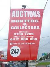 Weekly Auction every Wednesday 6pm start Dandenong 3175 Dandenong Greater Dandenong Preview
