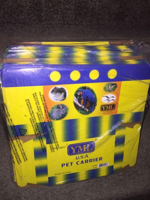 CARDBOARD PET CARRIER YML 8102