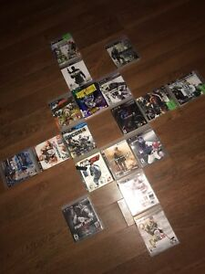 20 PS3 Games: $5 each