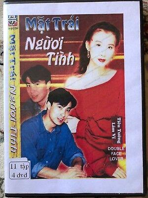 MAT TRAI NGUOI TINH -  PHIM BO  DAI LOAN - 5 DVD - USLT
