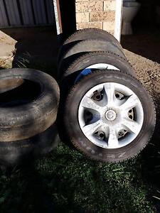 2x new tyres 185/65 15inch. You need to take the lot, total 6 Blacktown Blacktown Area Preview