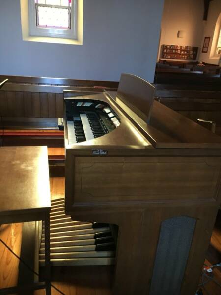 Conn electric organ k16054 model 641 keyboards pianos 1 of 4 fandeluxe Choice Image